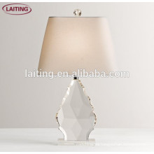 White Modern Antique Table Lamp