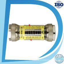 Tubo de medición Mini brida de control Medidor de flujo de 3 pulgadas