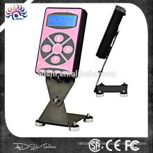 CE Máquina de tatuagem Digital HP-2 DUAL Fonte de alimentação