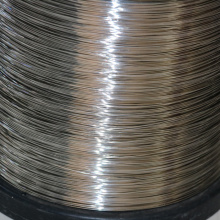 Bright drawn stainless steel wire