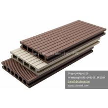 Planches de terrasse WPC pour utilisation avec Oudoor Ce SGS Fsc