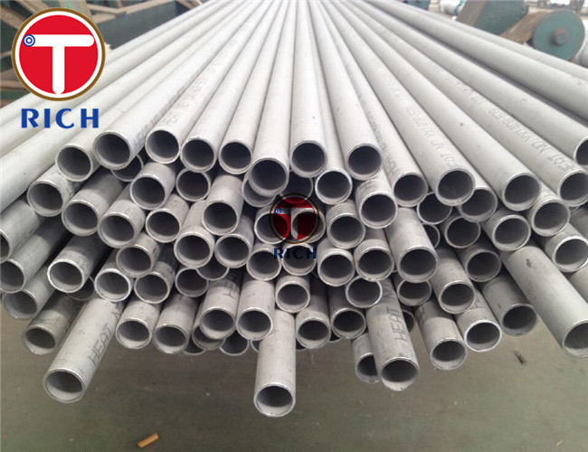 Seamless Welded Stainless Steel Pipe for Machinery Industry