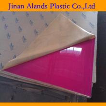 Bright Coloured A Grade Acrylic Plastic Sheets