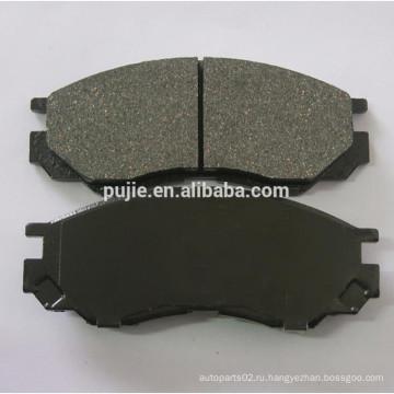 Комплект автозапчастей для керамических дисковых тормозных колодок D154