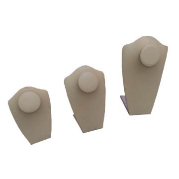 Cantão fabricante que fornece colar de pérolas bege em forma de pendente (NS-BN1-BN2-BN3)