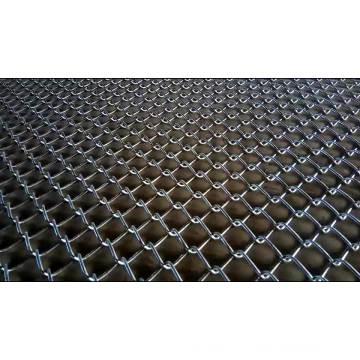 оцинкованный забор из сетки