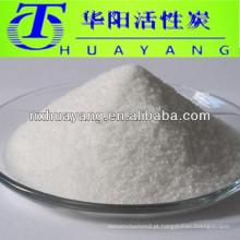 Polímeros de produtos químicos de tratamento de água Polyacrylamide catiónico / aniónico