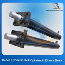 Cilindros hidráulicos de estabilización de un solo efecto
