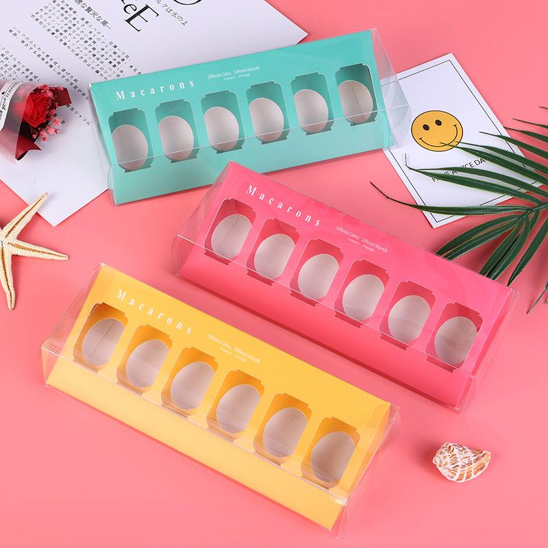 6pcs Macaron Box 5