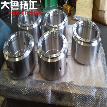 Usinage CNC de grandes pièces pour l'industrie maritime