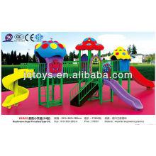 JS06802 Toddler Jardim de Infância Outdoor Playground Brinquedo