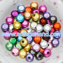 4-20MM Acrylic Plastic 3D Illusion Miracle Magic Beads Japanese Miracle Beads
