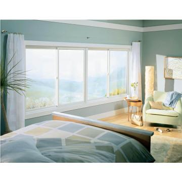 fenêtre coulissante en aluminium de haute qualité