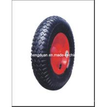 Roue pneumatique (400-8)