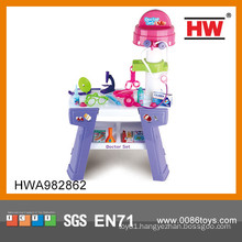 2015 Best selling operating table doctor toy set
