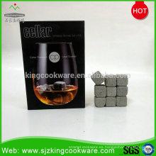bar accesorios lava piedra whisky piedras