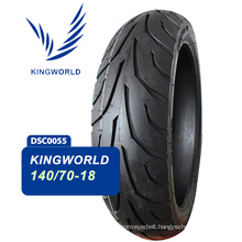 140/70-18 Motorcycle Tires with Good Quality