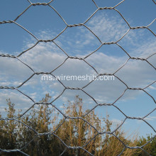 Mangkuk Galvanized Chicken Wire Mesh