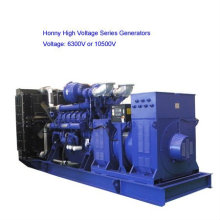 Voltage High Use 11kv grupo gerador a diesel