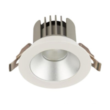 IP44 ip55 ce rohs cheap 75mm 78mm 95mm cutout cob 9w 12w recessed round led downlight