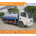 dung suction truck DONGFENG RHD 6000L for sale
