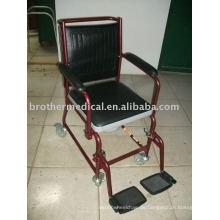 Multi-Funktionen Stahl Kommode Stuhl mit Rädern Schloss