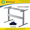 Alibaba automatic adjustable desk frame for sit stand workstation & modern design standing desk