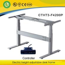 Alibaba quadro de mesa ajustável automática para sentar estação de trabalho stand & design moderno mesa de pé