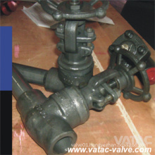 Forged Type Welded Bonnet Gate Valve