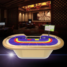 8 P Baccarat Casino Table Can Be Custom (YM-BA07)
