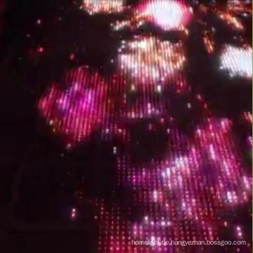 Heißer Verkauf beleuchtet wechselwirkenden empfindlichen LED-Tanzboden