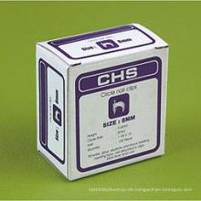 Pab Serie (Papierkarton) Kabelclips