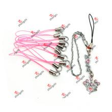 Bunte Seil-Handapparat-Zaumzeug-Schlüsselketten-Feiertags-Geschenke (CMR51111)