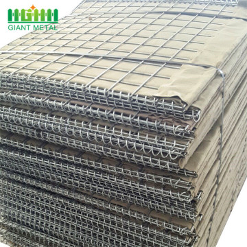 Hesco Weld Mesh Gabion /welded Galvanized Gabion Baskets