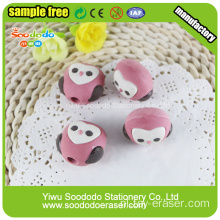 Potlood Topper Erasers Uil Shaped Eraser Cap