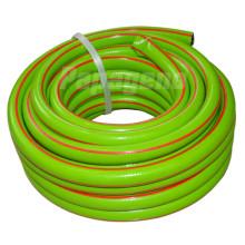 Mangueira de jardim trançada da água do PVC de 16mm