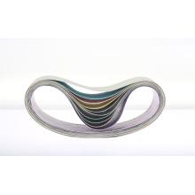 Correia de lixamento ligada da resina abrasiva lapidária da porcelana cerâmica de vidro do diamante
