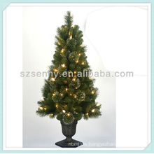 2013 Pre lit led christmas tree