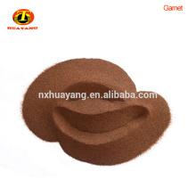 Abrasive sand garnet waterjet cutting