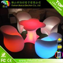 Mobilier LED extérieur pour bar (BCR-516T BCR-511C)