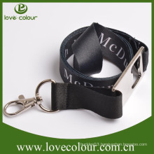 Fashional personalized promotional lanyard opener lanyard for men