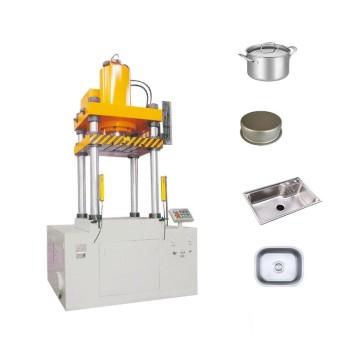Kitchen utensils manufacturing hydraulic press line