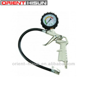 Pistol Grip Air/ Tire Inflator with gauge,HS-8505A