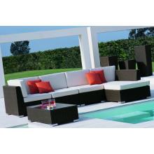Kunststoff Garten Möbel Pulver Beschichtung Sofa Set