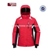 SML XL XXL XXXL mulheres inverno colorido à prova d 'água neve esqui quente ao ar livre jaqueta