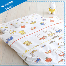 100%Cotton Cartoon Bedding Duvet Cover (Set)