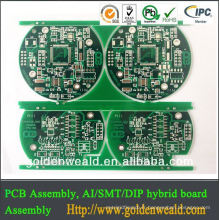 ODM, OEM pcb & pcba fabricant pour led lumière android pcb