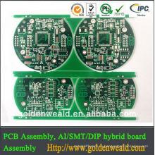 Обслуживание ODM,обслуживание OEM PCB и изготовление pcba для светодиодные андроид печатной платы