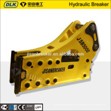 175mm Side Type Hydraulic Breaker For Excavator PC450