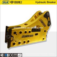 Disjuntor hidráulico lateral de 175mm para a máquina escavadora PC450